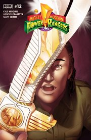 Mighty Morphin Power Rangers. Issue 12 cover image