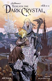 Jim Henson's Beneath the dark crystal. Issue 12 cover image