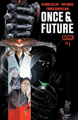 Once & Future by Kieron Gillen Book Cover