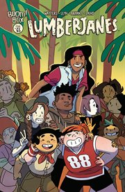 Lumberjanes. Issue 65, A terrible plan cover image