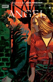 Angel. Issue 4 cover image