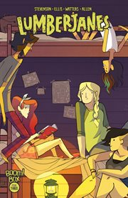 Lumberjanes. Issue 3, A terrible plan cover image