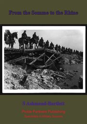 From the Somme to the Rhine