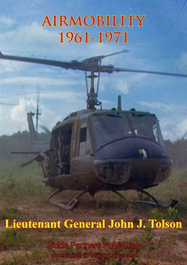 Cover image for Vietnam Studies - AIRMOBILITY - 1961-1971