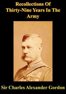 Cover image for Recollections Of Thirty-Nine Years In The Army