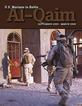 Cover image for U.S. Marines in Battle: Al-Qaim