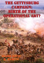 The gettysburg campaign cover image