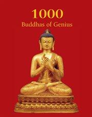 1000 Buddhas of genius cover image