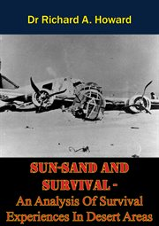Sun-sand and survival cover image