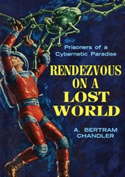 The door through space ;: Rendezvous on a lost world cover image