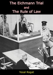 The Eichmann trial and the rule of law cover image