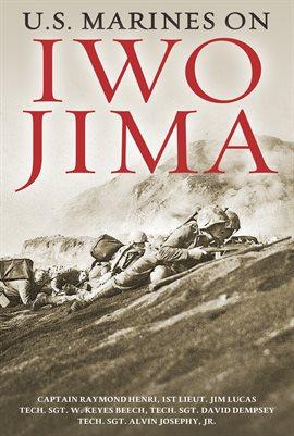 U.S. Marines on Iwo Jima