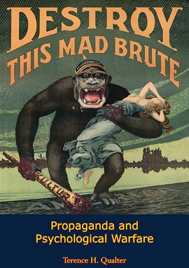 Cover image for Propaganda and Psychological Warfare