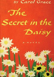 The secret in the daisy cover image