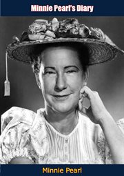 Minnie Pearl's diary cover image