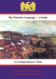 The waterloo campaign cover image