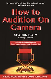 How to Audition on Camera cover image