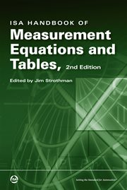 Equations Isa Handbook of Measurement and Tables