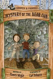 Mystery of the bear cub cover image
