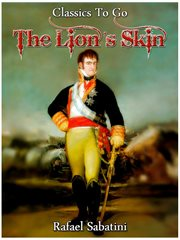 The lion's skin cover image