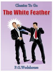 The white feather cover image