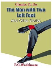 The man with two left feet and other stories cover image