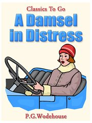 A damsel in distress cover image