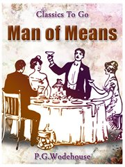 A man of means: a series of six stories cover image