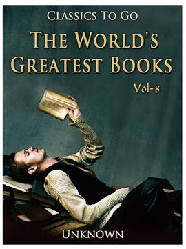 Cover image for The World's Greatest Books - Volume 08 - Fiction