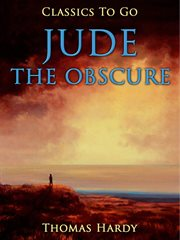 Jude the obscure: an authoritative text : backgrounds and contexts criticism cover image
