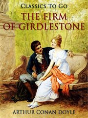 The firm of Girdlestone cover image