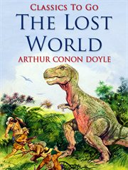 The lost world cover image
