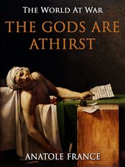 The gods are athirst cover image