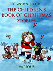 The children's book of Christmas stories cover image