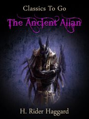 The ancient Allan cover image