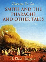 Smith and the Pharaohs cover image