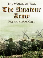 The amateur army cover image