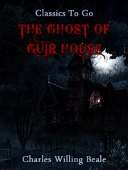 The ghost of Guir house cover image