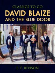 David Blaize and the blue door cover image
