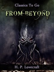 From beyond cover image