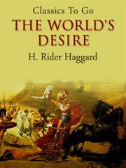 The world's desire cover image