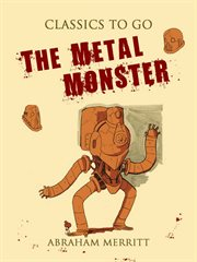 The metal monster cover image