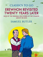 Erewhon revisited twenty years later cover image