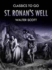 St. Ronan's well cover image
