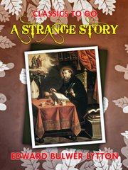A Strange story cover image