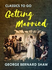 Getting married cover image