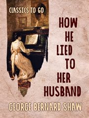 How he lied to her husband cover image