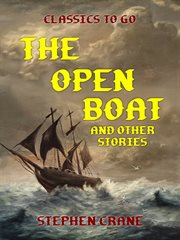 The open boat and other stories cover image