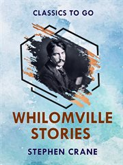 Whilomville stories cover image