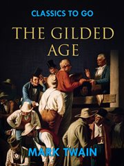 The gilded age cover image